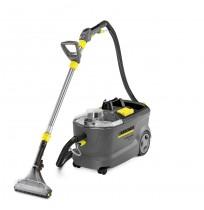 מכונת הזרקה/יניקה לניקוי עמוק של שטיחים וריפודים 10 ליטרים
