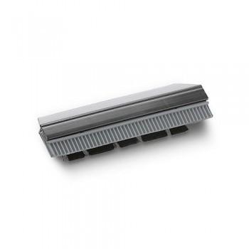 אביזר גומי/שיער למכונת ניקוי ריפודים